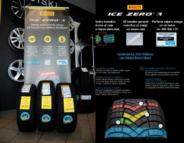 Pirelli Ice Zero FR